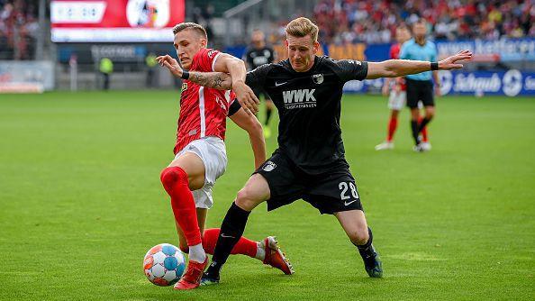 Фрайбург - Аугсбург 3:0