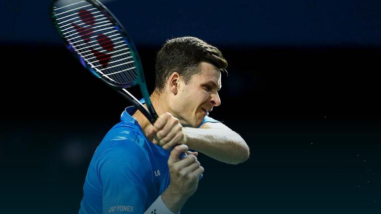 Хуберт Хуркач спечели турнира по тенис в Метц