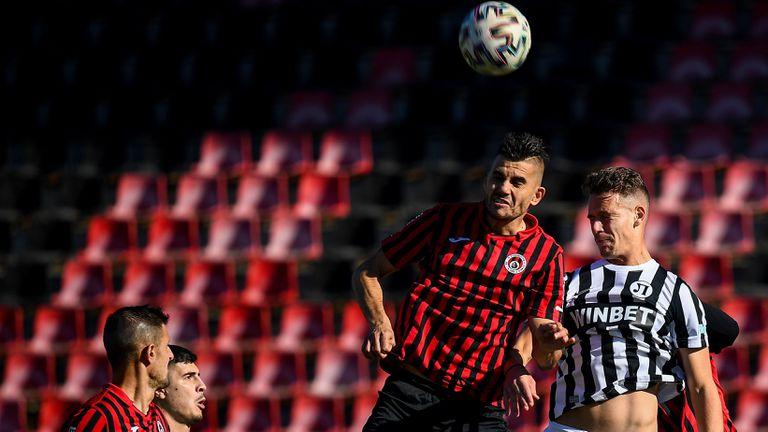 Локомотив (София) 0:0 Локомотив (Пловдив)