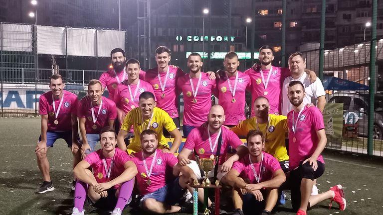 Шест отбора са с пълен актив след петия кръг на АМФЛ-Варна