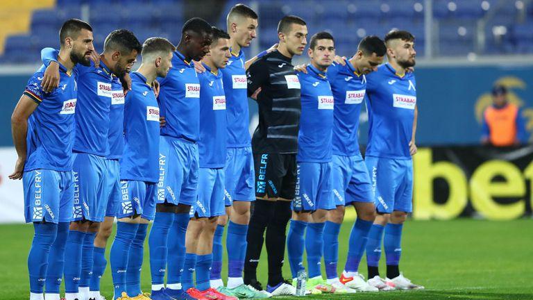"""Трима от Левски пропуснаха тренировката на """"сините"""""""