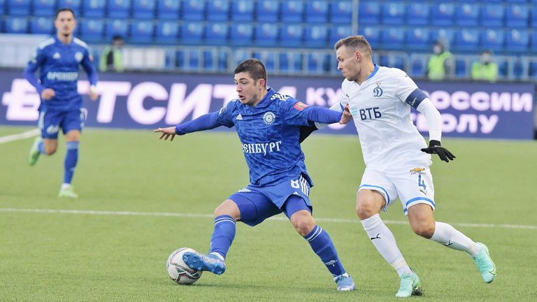Стаматов игра 75 минути срещу един от грандовете в Русия