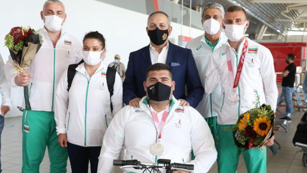 Предложение до ММС за уеднаквяване на премиите на спортистите с увреждания с тези на здравите