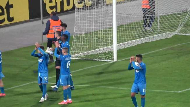 Билал Бари запази топката за себе си след хеттрика срещу Септември (Симитли)