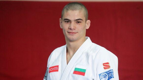 Марк Христов загуби на осминафиналите на Световното първенство по джудо