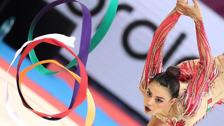 Световна купа по художествена гимнастика - квалификации - ден втори