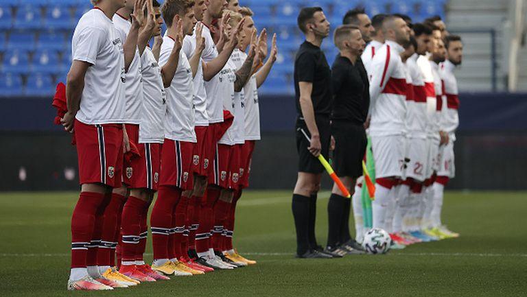 Норвегия - Турция 0:3