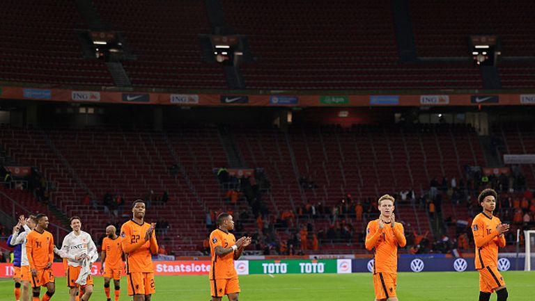 Нидерландия - Латвия 2:0