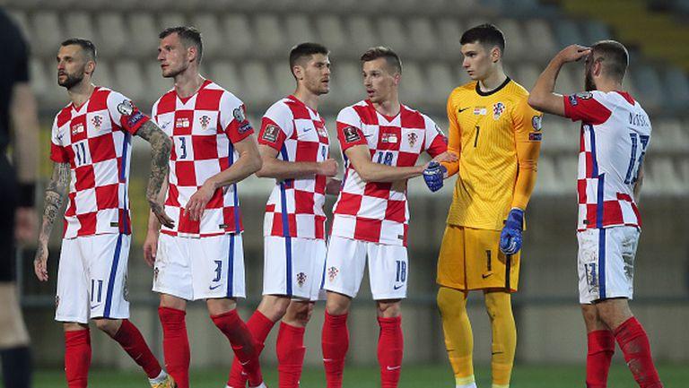 Хърватия - Кипър 1:0