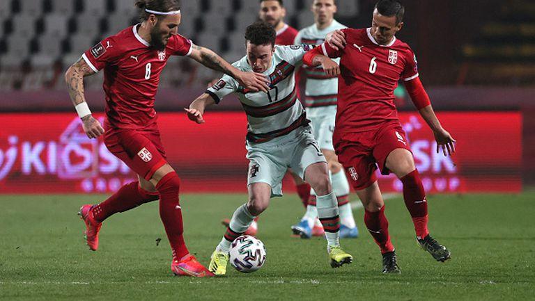 Сърбия - Португалия 2:2