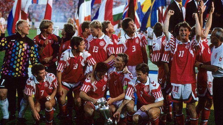 """""""От скрина"""": Чудото на Дания от 1992 година 🏆"""