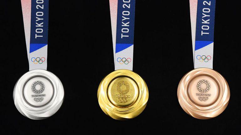 Всички медалисти от шестия ден на Игрите в Токио