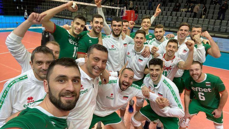 България с приемлив жребий на ЕвроВолей 2021 за мъже (видео)🏐🇧🇬