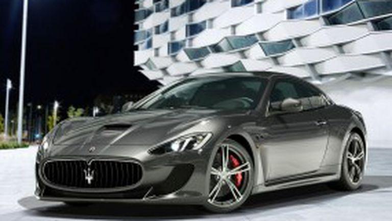 Maserati GranTurismo MC Stradale е тук