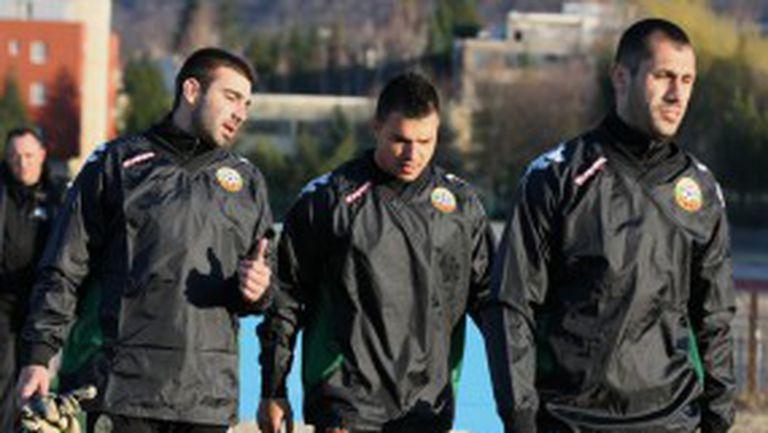 Божинов срещу Малта всеки път в различен клубен отбор