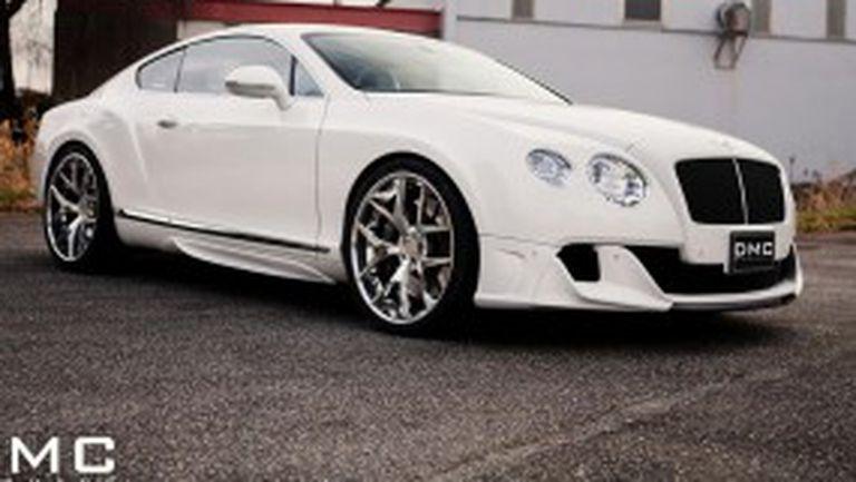 Bentley Continental GT Duro
