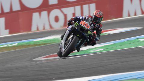 Yamaha с двойна победа, Куартараро надви Винялес в Нидерландия