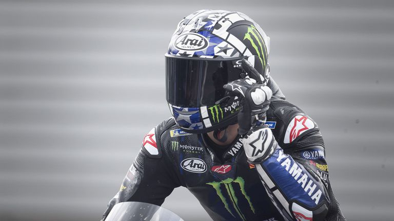 Маверик Винялес близо до преждевременна раздяла с Yamaha в MotoGP