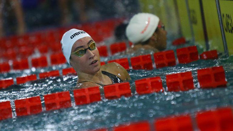Триумф за Диана Петкова на 100 м свободен стил