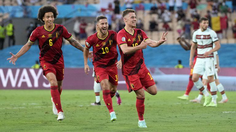 Белгия надхитри Португалия и детронира шампиона