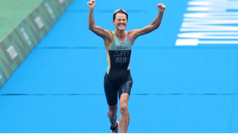 Флора Дъфи спечели първи златен олимпийски медал за Бермуда в историята 🥇