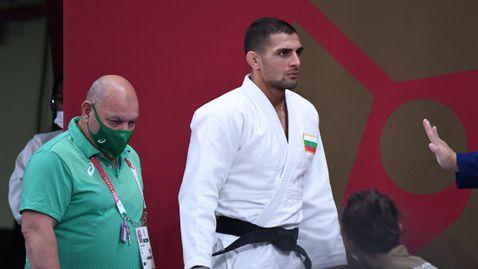 Ивайло Иванов приключи участието си в Токио след 10-минутен трилър