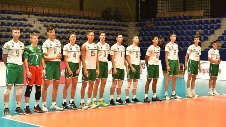 Националите U19 с категорична победа над Ирак 🏐