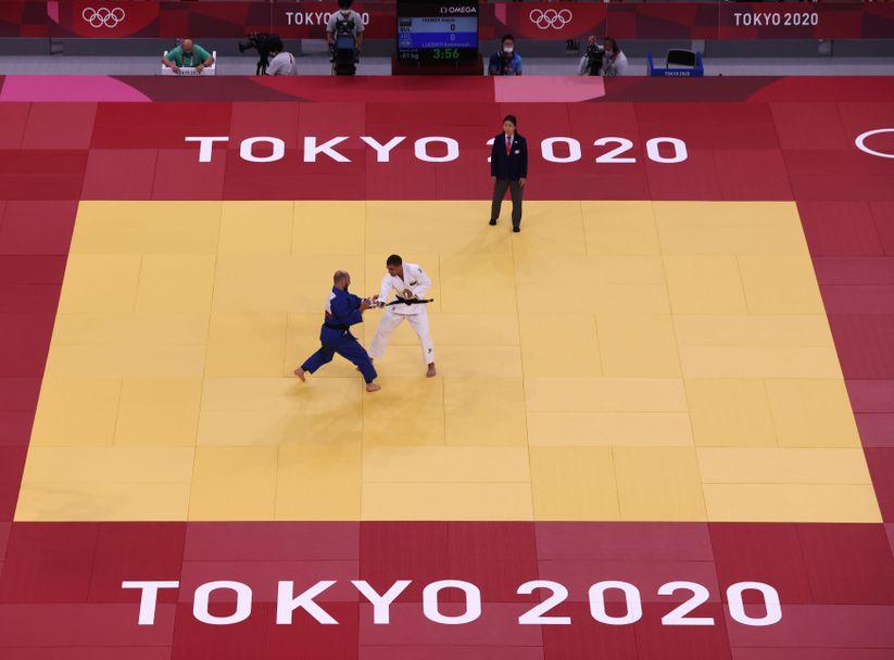 Ивайло Иванов на Олимпийските игри в Токио