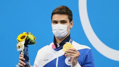 Новият олимпийски шампион Рилов имал една цел: да стане №1 в света