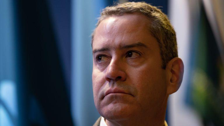 Бразилският съд отстрани шефа на местния футбол