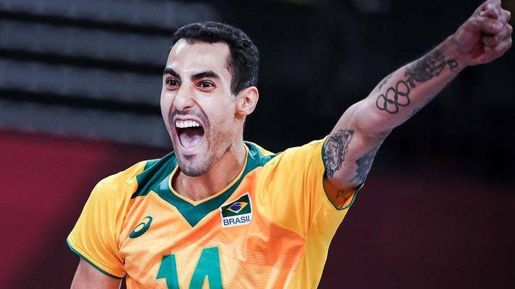 Открит гей от Бразилия стана най-популярният волейболист в света в Инстаграм 🏐