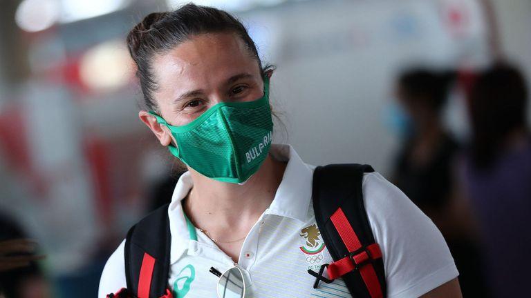 Станилия Стаменова: Отивам да се насладя на Олимпиадата