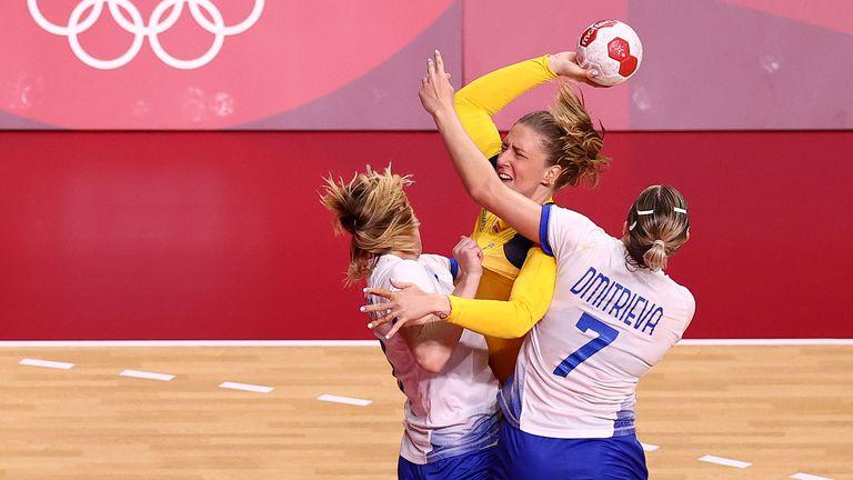Олимпийските шампионки от Русия продължават да са без победа в Токио