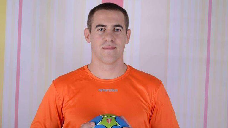 Виктор Симеонов е новият старши треньор на младежкия национален отбор на България