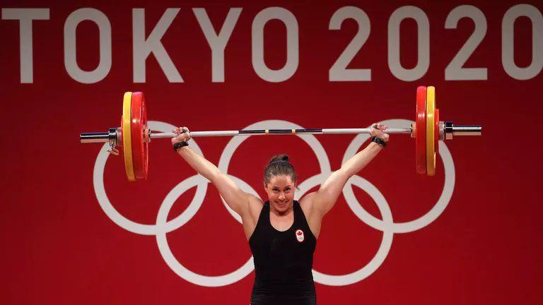 Второ олимпийско злато за Канада във вдигането на тежести в историята