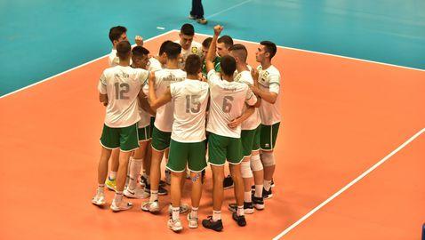 България U19 с втора убедителна победа над Ирак🏐