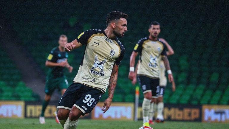 Краснодар нанесе първа загуба на Рубин за сезона