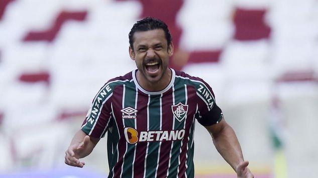 Фред излезе на второ място във вечната ранглиста на голмайсторите в бразилското първенство