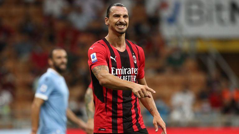 Ибрахимович пропуска и втория мач на Милан в Шампионската лига