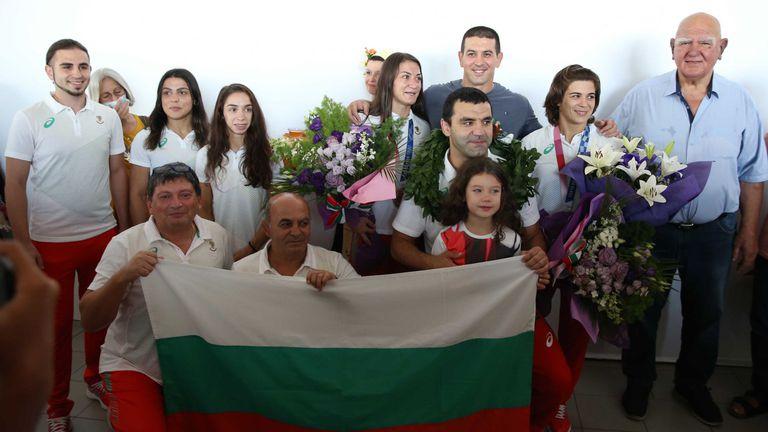 БФ Борба награждава олимпийските си медалистки в сряда