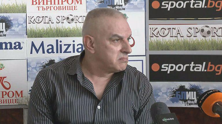 Йорданов: Много се радвам, че лидерите в пловдивските отбори са българи