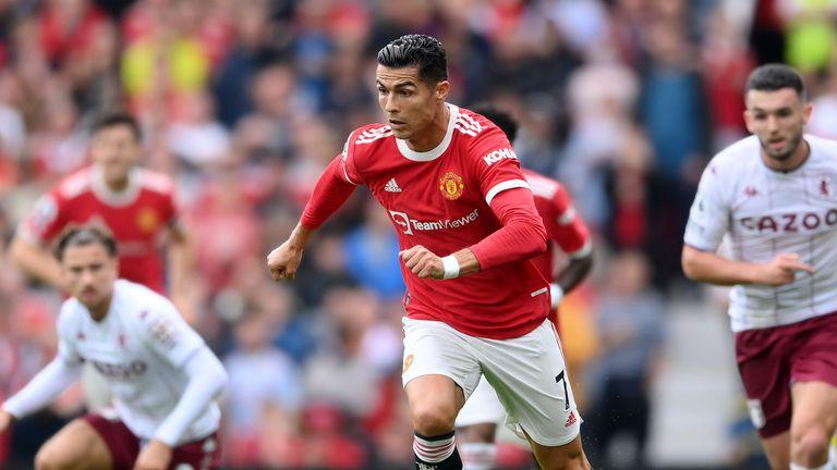 Роналдо не е побеждавал Виляреал като играч на Ман Юнайтед