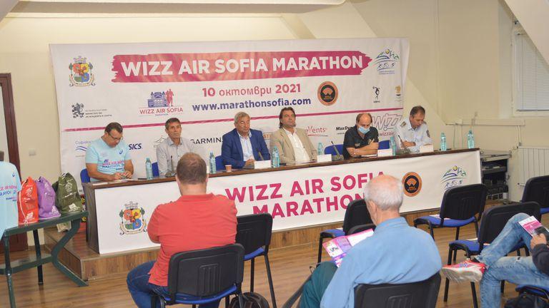 Елитни спортисти идват на Маратон София 2021