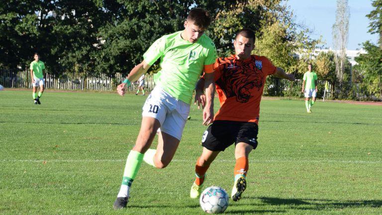 (U19) Национал - Витоша 0:3