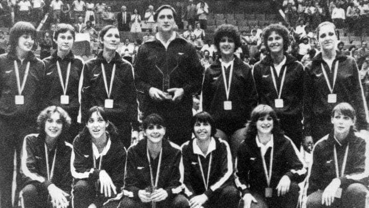 40 години от европейската титла на България в София 🏐