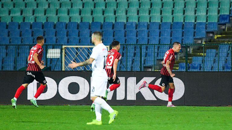 Октавио откри за Локомотив (София) срещу Славия