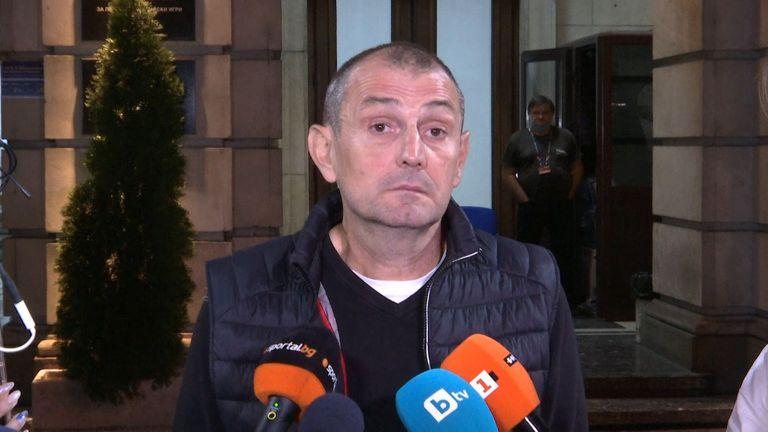 Златомир Загорчич: Не ни стигна гола, много слабо съдийство