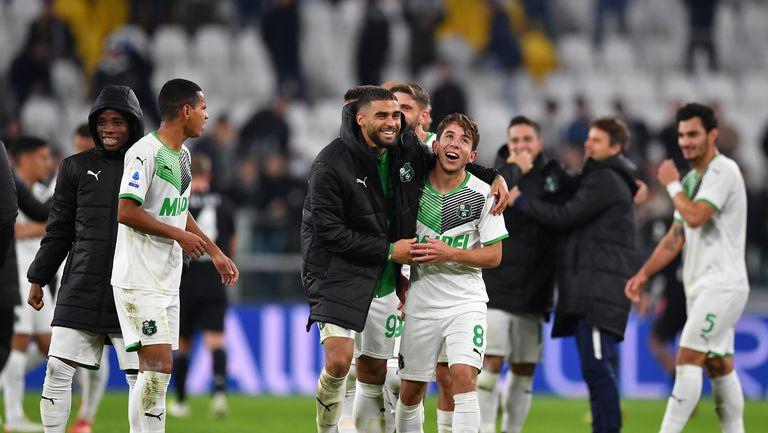 """Сасуоло шокира Ювентус в Торино и сложи край на серията на """"бианконерите"""""""
