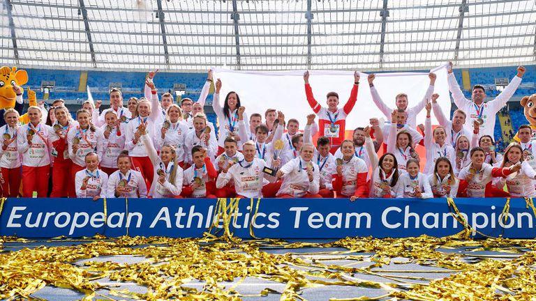 Eвропейското отборно първенство по лека атлетика ще бъде част от Европейските игри през 2023 г.