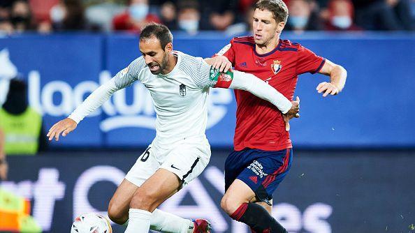 Реал (Мадрид) не успя да победи Осасуна, но поведе в класирането на Ла Лига